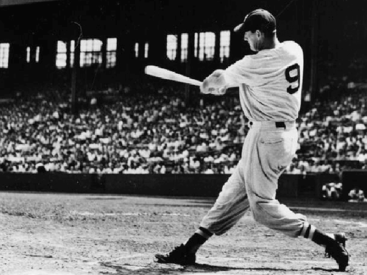 Ted Williams – An Example of Commitment