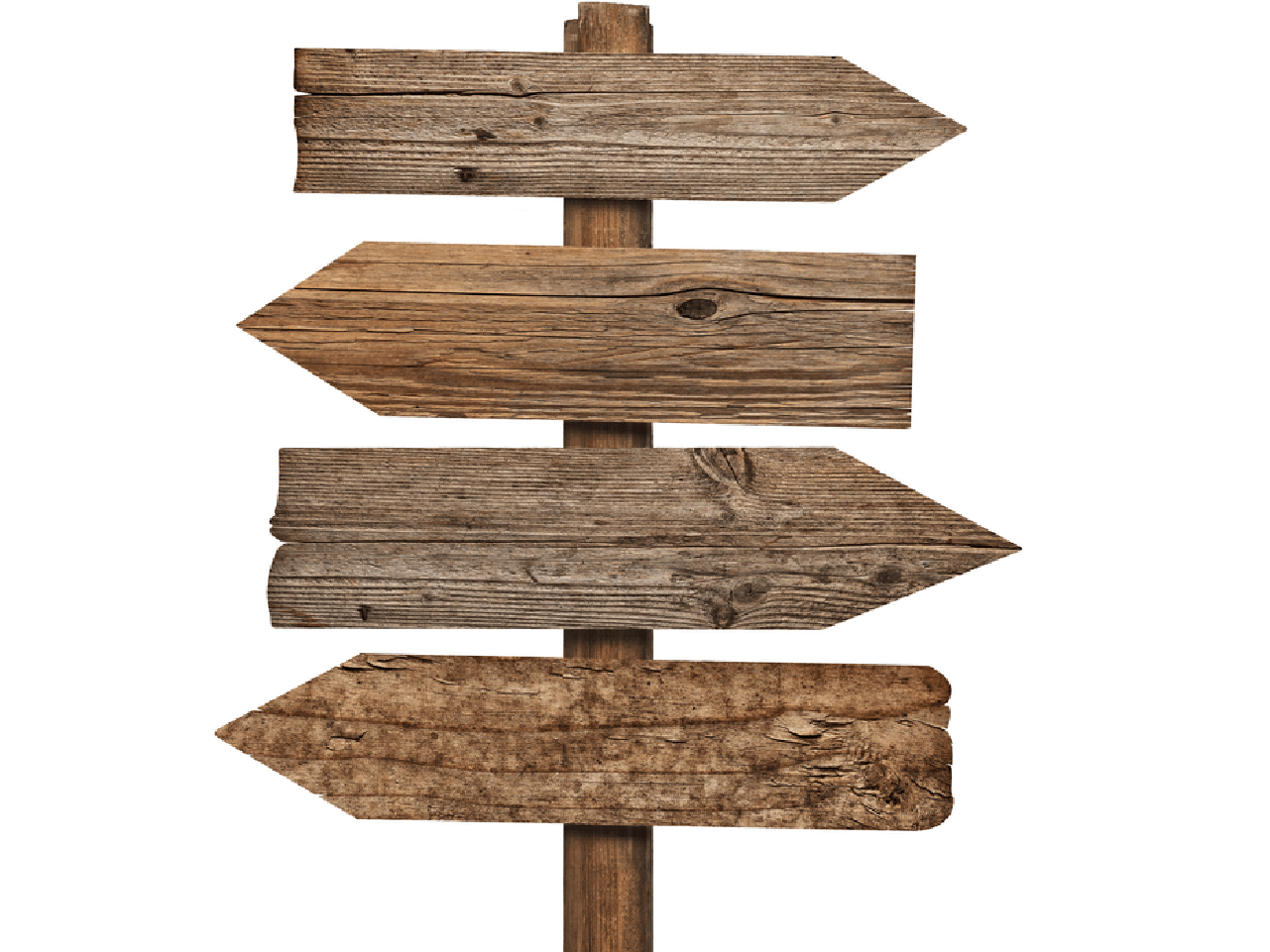 First Step to Success: Choose Your Direction